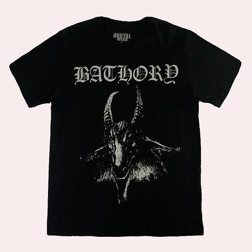 Camiseta Bathory - Bathory (1° Álbum) - Brutal