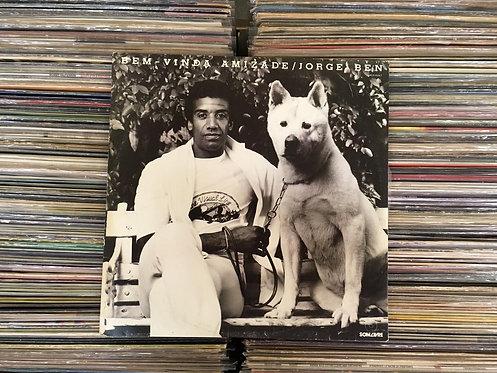 LP Jorge Ben - Bem-vinda Amizade