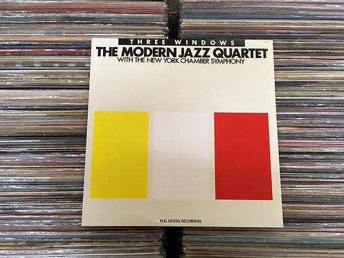 LP The Modern Jazz Quartet - Three Windows