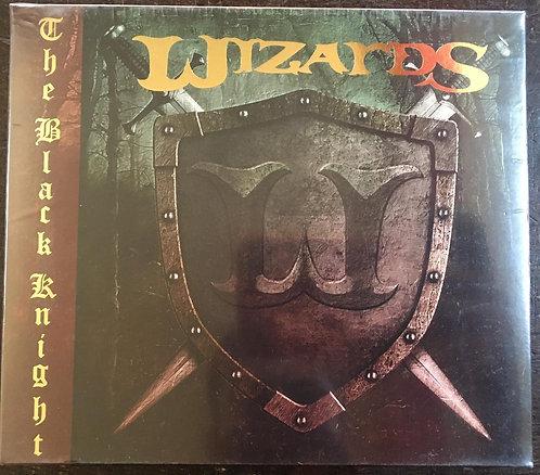 CD Wizards - The Black Knight - +Bônus - Lacrado