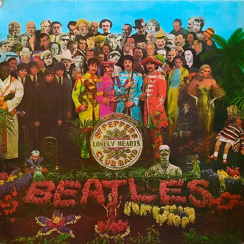 CD The Beatles - Sgt. Pepper's Lonely Hearts Club Band - Digipack - Lacrado