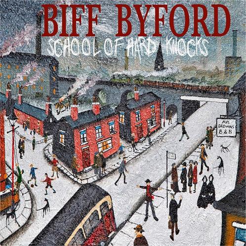 CD Biff Byford - School Of Hard Knocks - Lacrado
