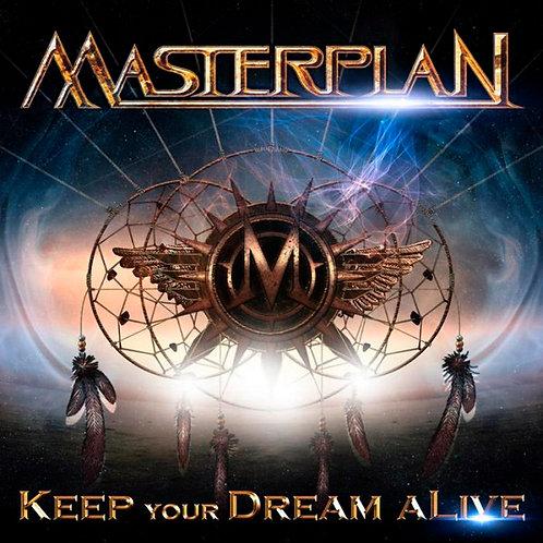 CD + DVD Masterplan - Keep Your Dream Alive - Lacrado