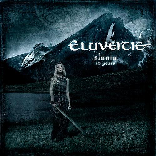 CD Eluveitie - Slania - 10 Years - Edição Limitada a 300 unidades - Digipack