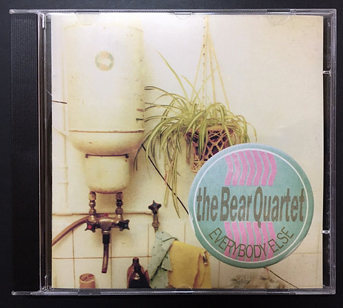 CD The Bear Quartet - Everybody Else