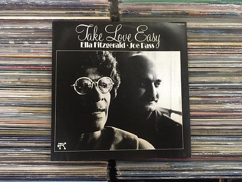 LP Ella Fitzgerald, Joe Pass - Take Love Easy