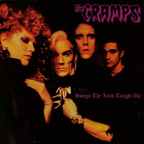 CD The Cramps - Songs The Lord Taught Us - Importado +Bônus - Lacrado