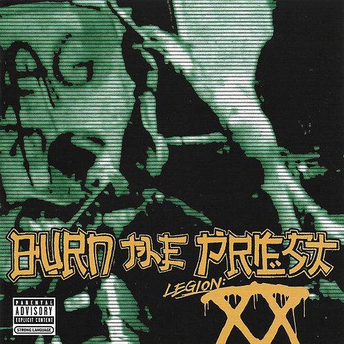 CD Burn The Priest - Legion: XX - Lacrado