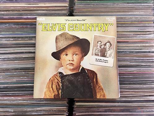 LP Elvis Presley - Elvis Country (I'm 10,000 Years Old)