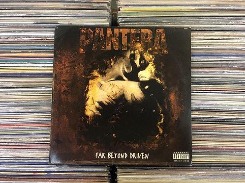 LP Pantera - Far Beyond Driven - Com Encarte
