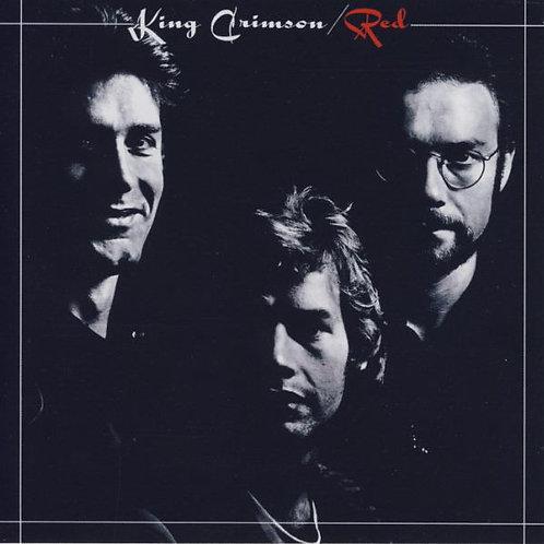 CD King Crimson - Red - Importado(japonês) - Lacrado