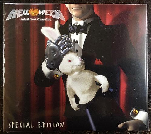 CD Helloween - Rabbit Don't Come Easy - Digipack - Lacrado
