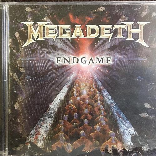 CD Megadeth - Endgame - Importado - Lacrado