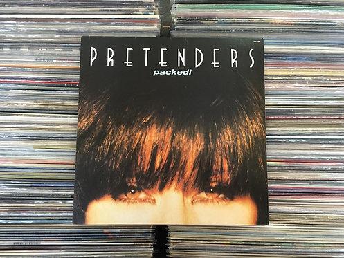 LP Pretenders - Packed! - Com Encarte