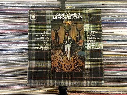 LP Johnny Mathis - Me And Mrs. Jones
