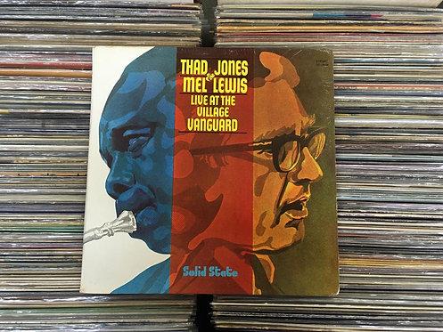 LP Thad Jones & Mel Lewis - Live At The Village Vanguard - Importado