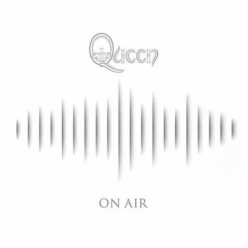 CD Queen - On Air - Duplo - Digipack - Lacrado