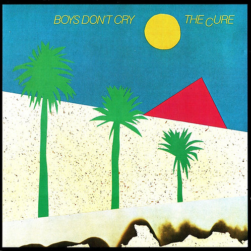 CD The Cure - Boys Don't Cry - Lacrado