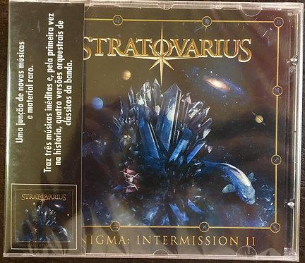 CD Stratovarius - Enigma: Intermission II - Lacrado