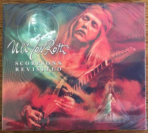 CD Uli Jon Roth - Scorpions Revisited - Duplo - Lacrado