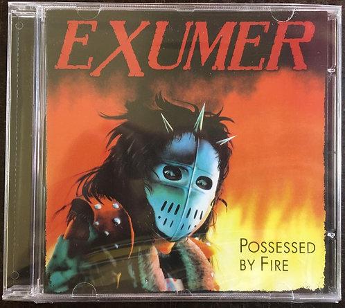 CD Exumer - Possessed By Fire - Importado - +Bônus- Lacrado