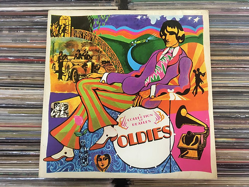 LP The Beatles - A Collection Of Beatles Oldies - C/ Encarte