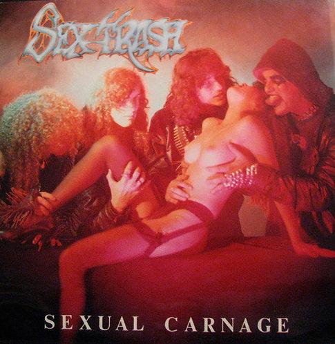 CD Sextrash - Sexual Carnage - Lacrado