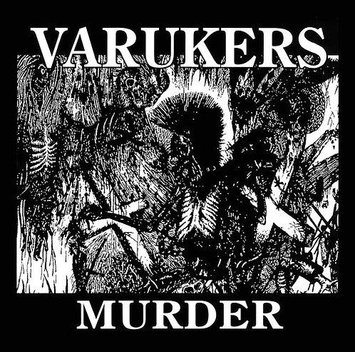 CD The Varukers - Murder - Digipack - Lacrado