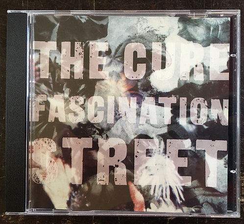 CD The Cure - Fascination Street - Importado
