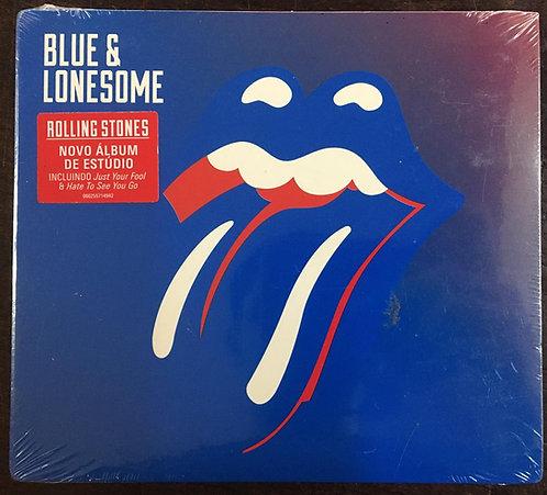 CD The Rolling Stones - Blue & Lonesome - Digipack - Lacrado