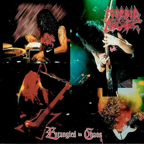 CD Morbid Angel - Entangled In Chaos - Importado - Lacrado