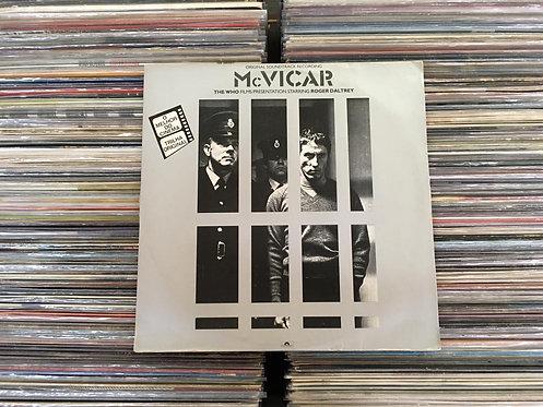 LP Roger Daltrey - Mcvicar (Original Soundtrack Recording)