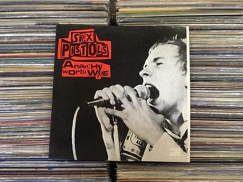 LP Sex Pistols - Anarchy World Wide - Importado