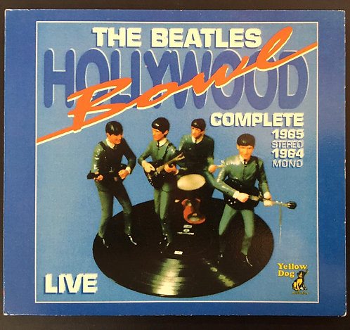 CD The Beatles - Hollywood Bowl Complete - Digipack - Importado