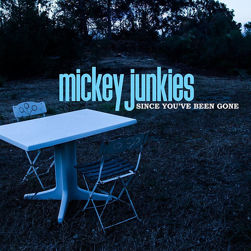CD Mickey Junkies - Since Youve Been Gone - Digipack - Lacrado