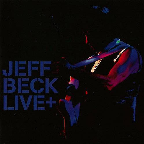 CD Jeff Beck - Live+ - Lacrado