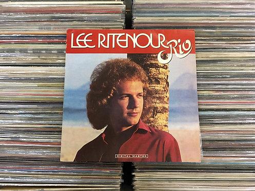 LP Lee Ritenour - Rio - C/ Encarte