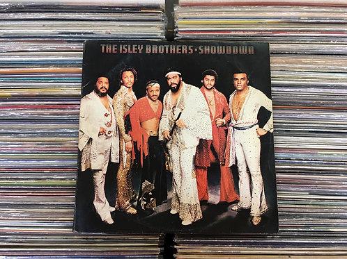 LP The Isley Brothers - Showdown - Capa Dupla