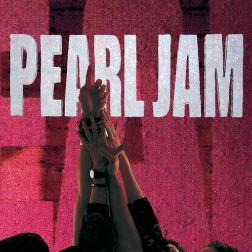 CD Pearl Jam - Ten - Lacrado