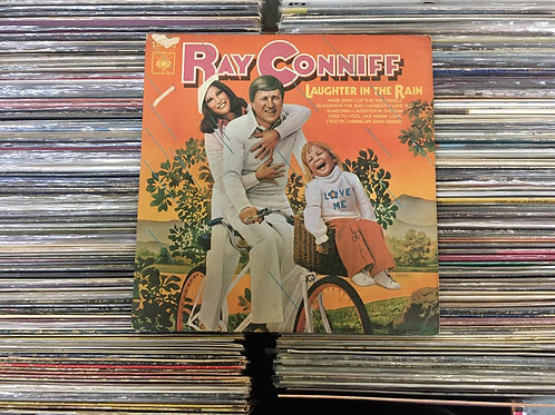 LP Ray Conniff - Laughter In The Rain