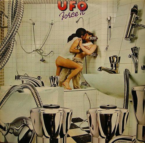 CD UfO - Force It - Importado - +Bônus - Lacrado