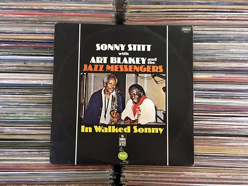LP Sonny Stitt With Art Blakey - In Walked Sonny