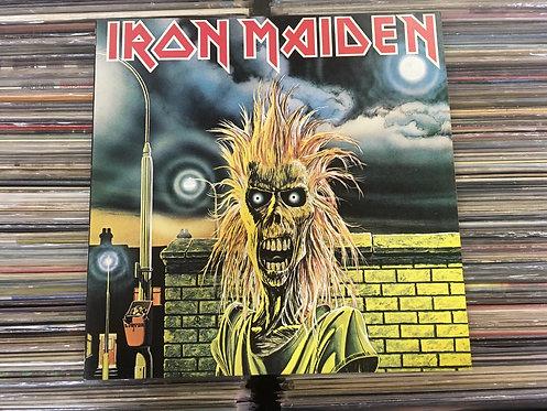 LP Iron Maiden - Iron Maiden (1° Álbum)