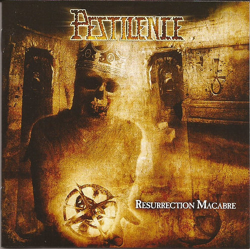 CD Pestilence - Resurrection Macabre - Importado - Lacrado