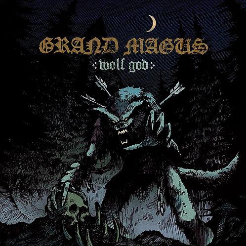 CD Grand Magus - Wolf God - Lacrado