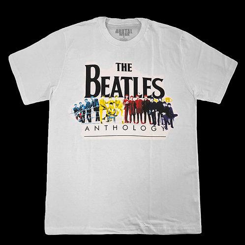 Camiseta The Beatles - Anthology - Brutal