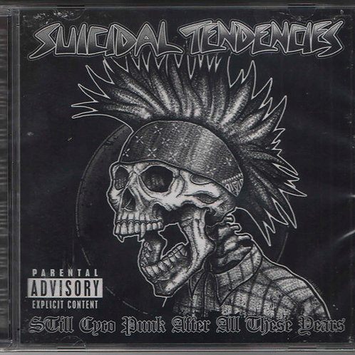 CD Suicidal Tendencies - Still Cyco Punk After All These Years - Importado