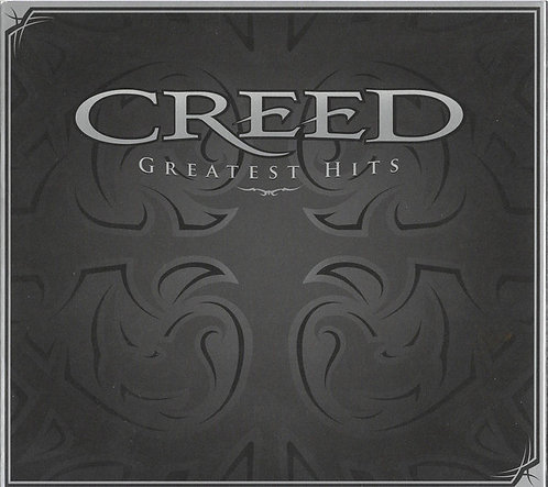 CD Creed - Greatest Hits - Lacrado