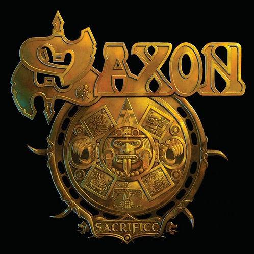 CD Saxon - Sacrifice - Importado - Lacrado