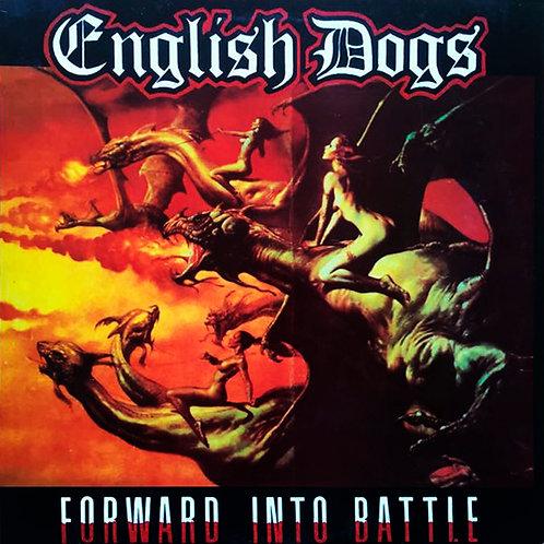 CD English Dogs - Forward Into Battle - Lacrado